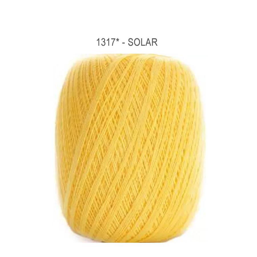 Linha Cléa 1000 Cores Lisas - Circulo - 1317 - Solar