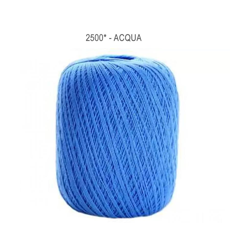 Linha Cléa 1000 Cores Lisas - Circulo - 2500 - Acqua