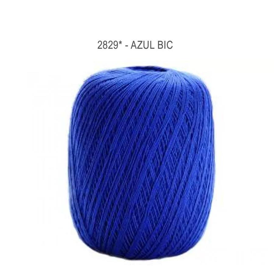 Linha Cléa 1000 Cores Lisas - Circulo - 2829 - Azul Bic