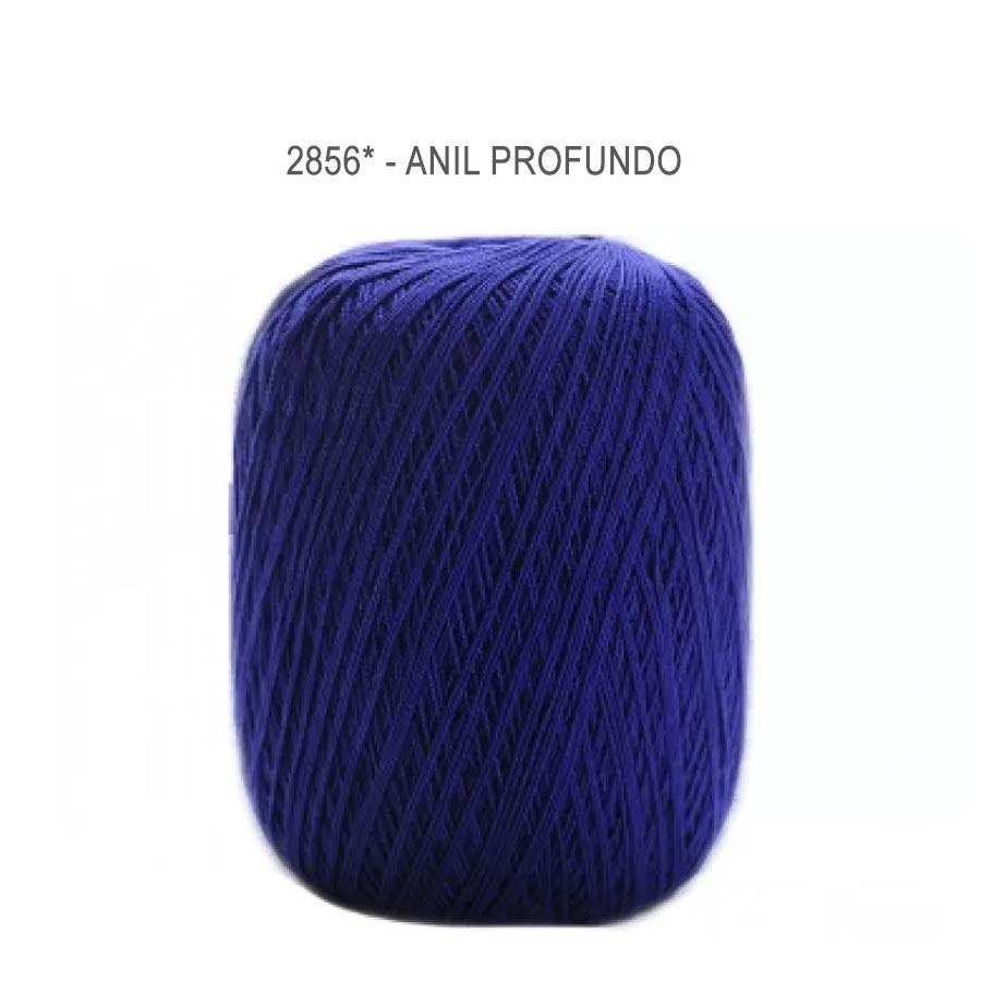 Linha Cléa 1000 Cores Lisas - Circulo - 2856 - Anil Profundo