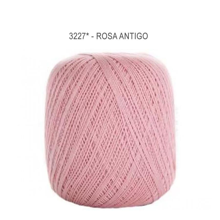 Linha Cléa 1000 Cores Lisas - Circulo - 3227 - Rosa Antigo