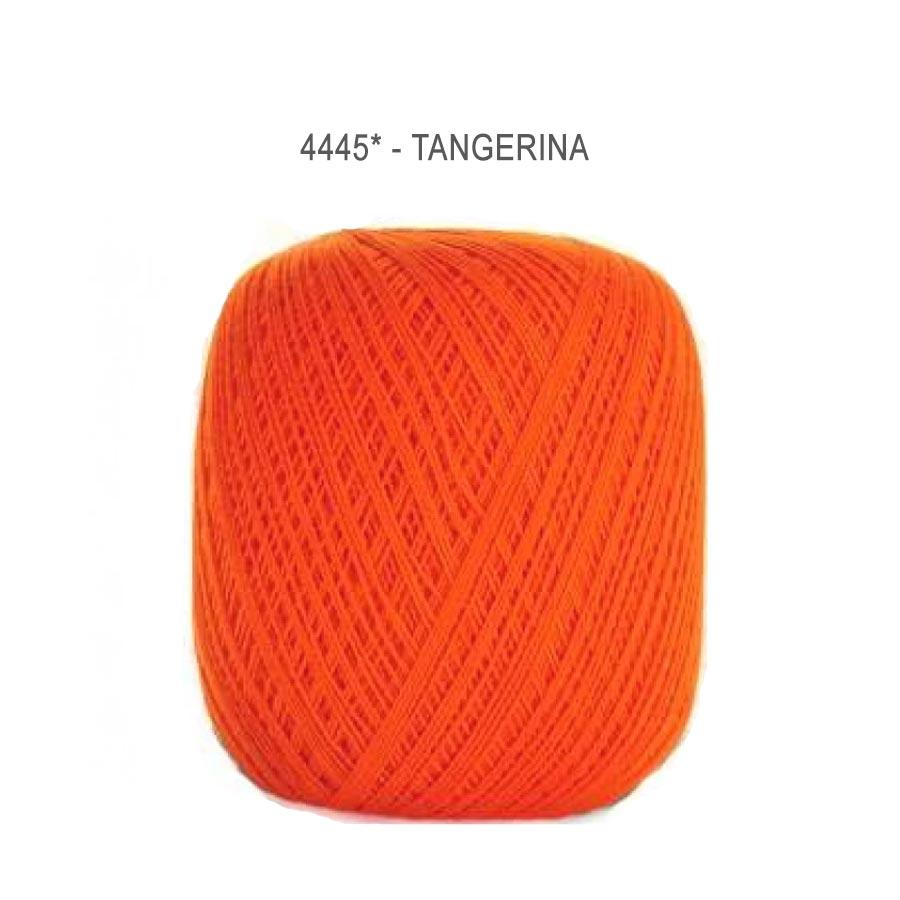 Linha Cléa 1000 Cores Lisas - Circulo - 4445 - Tangerina