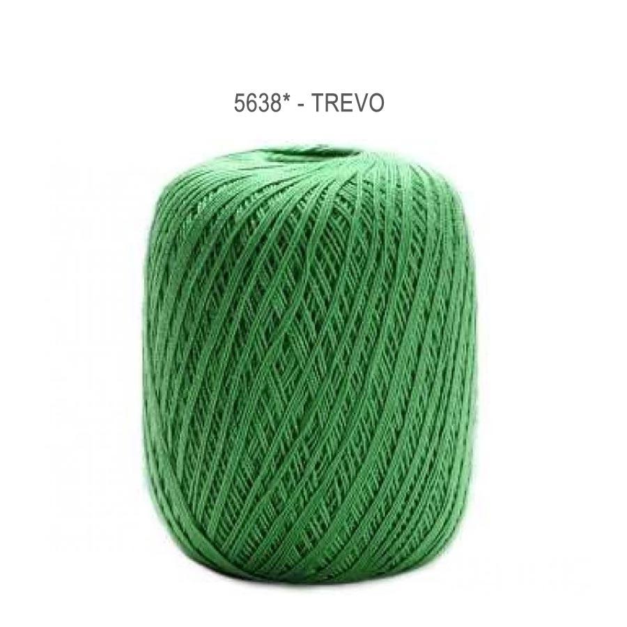 Linha Cléa 1000 Cores Lisas - Circulo - 5638 - Trevo