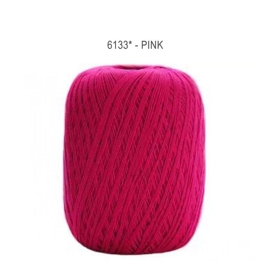 Linha Cléa 1000 Cores Lisas - Circulo - 6133 - Pink