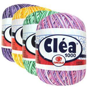 Linha Cléa 1000 Multicolor - Circulo