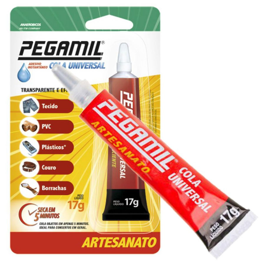 Pegamil Cola Universal 17g - ITW