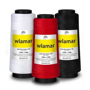 Linha para Costura 120 2000j - Wlamar