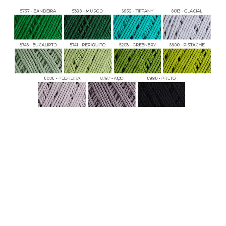 Novo fio Amigurumi da Círculo: Primeiras impressões – Blue Lemon | 900x900