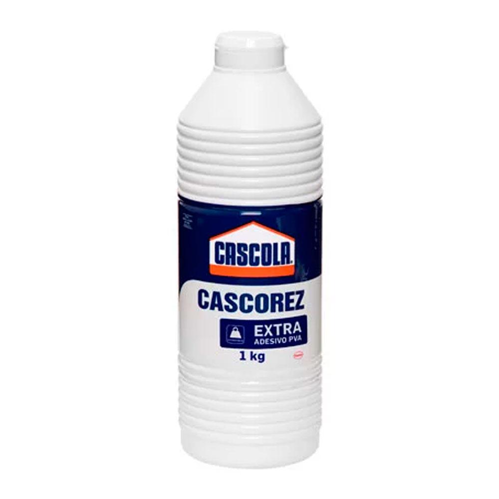 Cola PVA Branca Cascorez Extra 1kg - Cascola