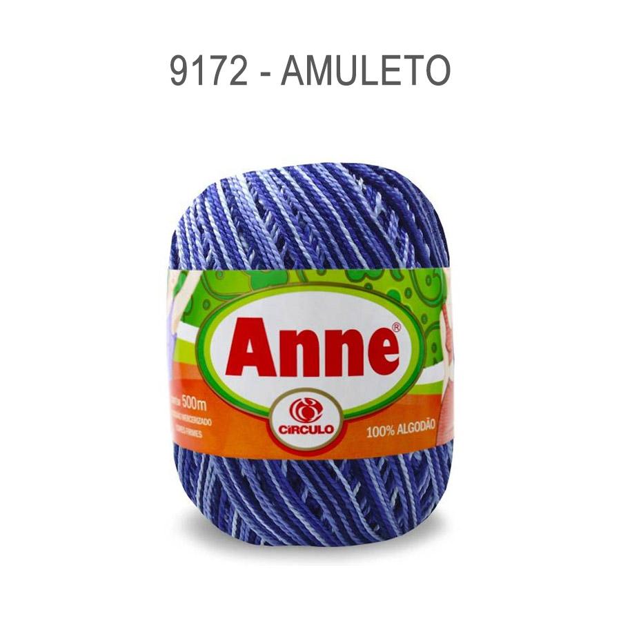 Linha Anne 500m Multicolor - Circulo - 9172 - Amuleto