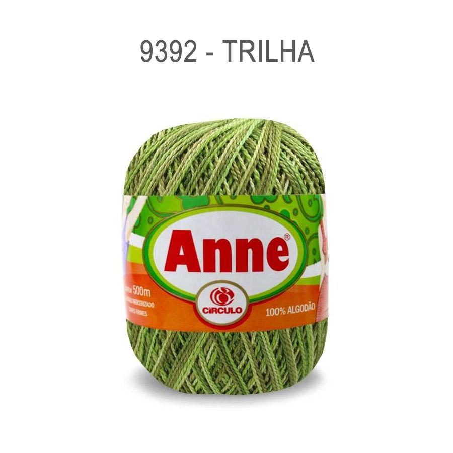Linha Anne 500m Multicolor - Circulo - 9392 - Trilha