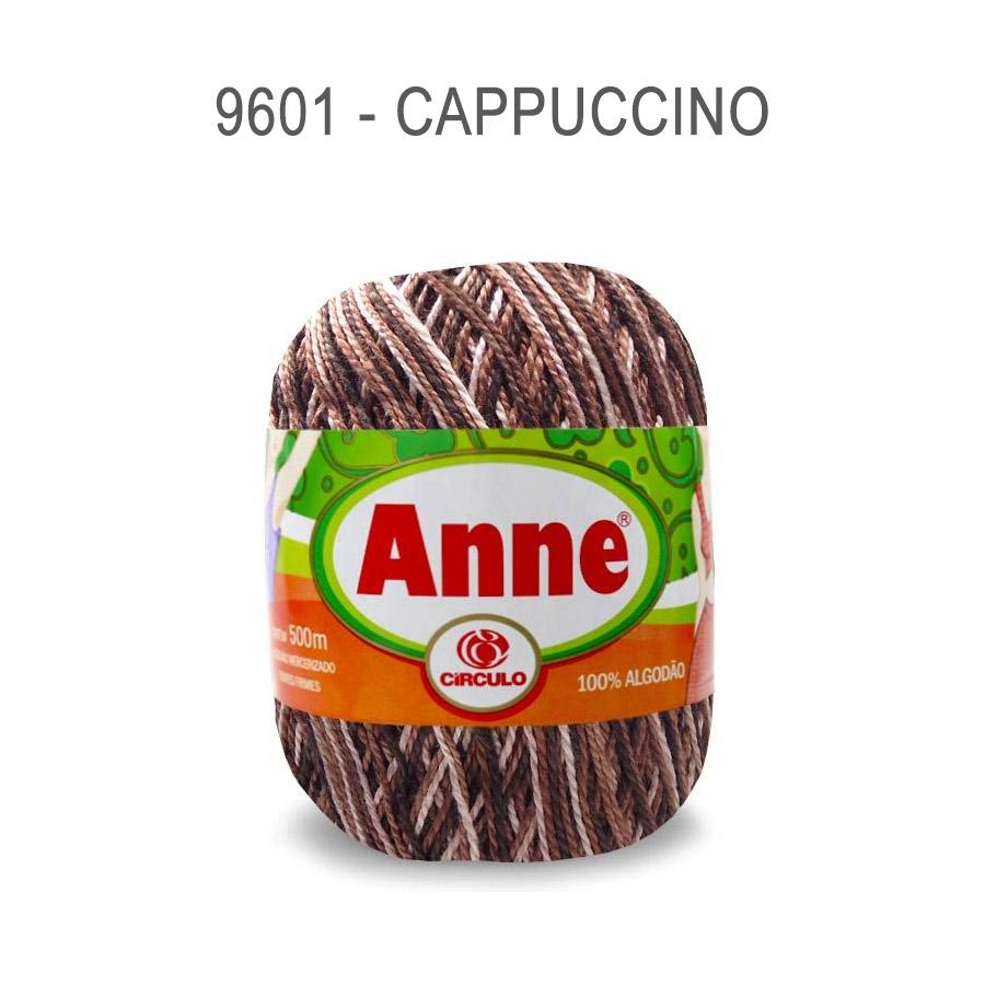 Linha Anne 500m Multicolor - Circulo - 9601 - Cappuccino