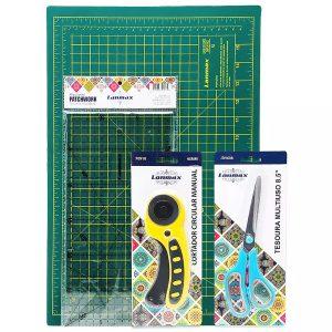Kit Patchwork para Iniciante A3 - Lanmax