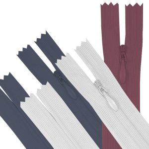 Ziper Invisível 40cm c/ 1un - Luli