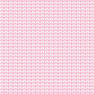 Tecido Tricoline Estampado 100% Algodão Tramas Rosa 2012 V002 Peripan